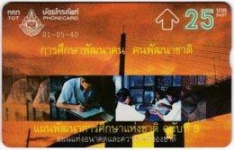 THAILAND F-234 Hologram TOT - 701L - Used - Thailand