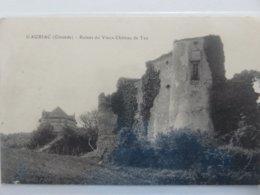 GAURIAC  Ruines Du Chateau De TAU - France