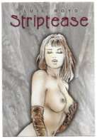 Illustratore Luis Royo - Striptease. Donnina. Pin Up. - Pin-Ups