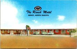North Dakota Minot The Ranch Motel - Minot