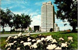 North Dakota Bismarck State Capitol Building - Bismark