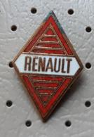 RENAULT Car Factory Novo Mesto Slovenia Pin - Renault
