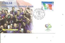 Coupe Du Monde En Allemagne -2006 ( FDC D'Italie De 2006 à Voir) - 2006 – Allemagne