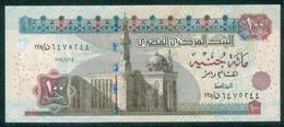 EGYPT / 100 POUNDS / DATE : 29-1-2014 / P- 67 J /  SIG : RAMEZ / PREFIX 225 / UNC. - Egypte