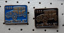 CHEVROLET 1925 Vintage Slovenia Pins - Pins