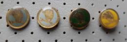 SKODA Vintage Slovenia Ex Yugoslavia Pins - Pins