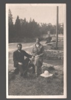 Koppel / Couple - Carte Photo Originale / Photo Card - Couples