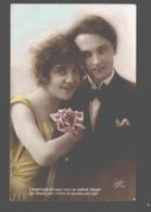 Fantaisie / Fantasy Card / Fantasiekaart - Koppel / Couple - L'Espérance Est Pour Nous ... - Couples