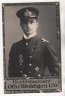 +3150, Otto Eduard Weddigen, Kapitänleutnant Sowie U-Boot-Kommandant Im Ersten Weltkrieg - Weltkrieg 1914-18