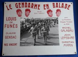 "LOUIS DE FUNES Film ""LE GENDARME EN BALADE (Balduin, Der Schrecken Von St. Tropez)"" # RARE PHOTO-LOBBY-CARD # [19-3297] - Fotos"