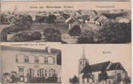 57 - MITTERSHEIM - 3 VUES - MAGASIN DE M. PIERRE - Otros Municipios