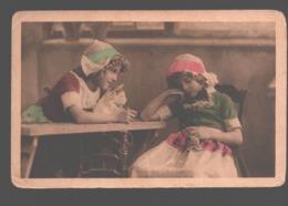 Fantaisie / Fantasy / Fantasie - Enfants / Children / Kinderen - Pub Chocolat L'Aiglon - Filles / Girls / Meisjes - Scene & Paesaggi