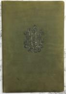 Élie Metchnikoff (1845 - 1916) Sous-main Monogrammé Avec Photo Mortuaire - Andere Verzamelingen