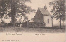 57 - RODEMACK - CHAPELLE DU CASTEL - NELS SERIE 103 N° 21 - Autres Communes