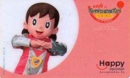 TAILANDIA. Doraemon. 01/2006. TH-Happy-0206-B. (068) - Tailandia