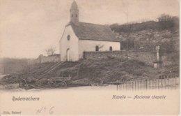 57 - RODEMACK - ANCIENNE CHAPELLE DU CASTEL - NELS SERIE 103 N° 6 - Autres Communes
