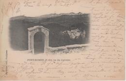 CPA Précurseur Font-Romen (Font-Romeu) - Vu Du Calvaire - France