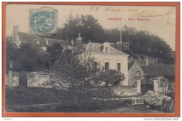 Carte Postale 37. Noizay Basse Dupinerie   ***RARE***    Trés Beau Plan - Other Municipalities