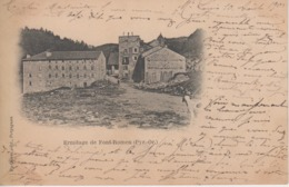 CPA Précurseur Font-Romen (Font-Romeu) - Ermitage - France