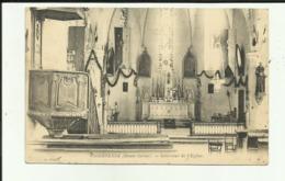 70 - Haute Saone - Essertenne - Intérieur De L'église - - Frankrijk