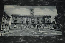 7922      ROMA, IL CAMPIDOGLIO - Roma