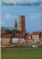 DANEMARK - Année Complète 1987 ** - LUXE Dans Une Pochette Officielle - Danimarca