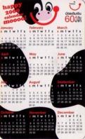 TAILANDIA. Happy Calendar 2009. 112. 06/2010. TH-Happy-1105-C1. (021) - Tailandia