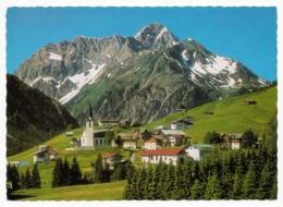 Hirschegg Im Kleinwalsertal (Kleines Walsertal) Mit Widderstein - Kleinwalsertal