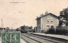 CPA Cavillargues - La Gare - France