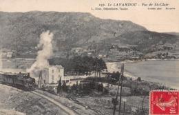 CPA Le LAVANDOU - Vue De St-Clair - Le Lavandou