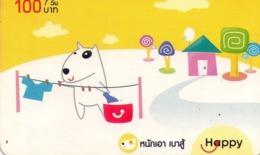 TAILANDIA. Dog -03. 112. 06/2008. TH-Happy-0523-D. (011) - Perros