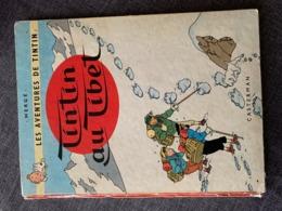 TINTIN AU TIBET     1960 - Hergé