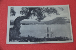 Lago Di Garda Verona Garda Veduta Con Motivo 1949 - Italia