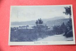 Lago Di Garda Verona Bardolino 1941 Affrancatura Alleanza Italo Germanica + Timbro Datario Fascista Ed. Bampini - Italy