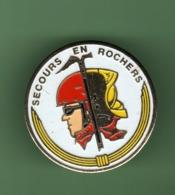 SAPEURS POMPIERS *** SECOURS EN ROCHERS ***  2004 (12) - Brandweerman
