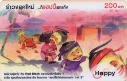 TAILANDIA. Happy Yok Gang -03. 112. 09/2008. TH-Happy-0657. (064) - Tailandia