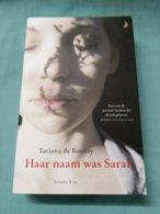 Tatiana De Rosnay, Haar Naam Was Sarah - Literature