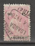 ANGOLA CE AFINSA 209 - POSTMARKS OF ANGOLA - Angola