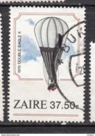 ##23, Zaire - 1980-89: Oblitérés