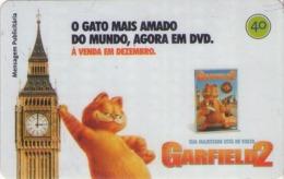 BRASIL. (CINE). GARFIELD 2. 12/2006. (085) - Cinema