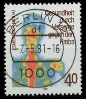 BRD 1981 Nr 1089 Zentrisch Gestempelt X823D6A - [7] República Federal
