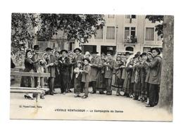 Tulle - L'école Ventadour - La Compagnie De Danse - Tulle