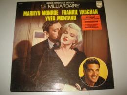 """VINYLE """"LE MILLIARDAIRE"""" 33 T PHILIPS (1960) - Musica Di Film"""