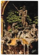 54 - NANCY - Place Stanislas, La Fontaine De Neptune, Sculpteur Barthélémy Guibal - Ed. ESTEL N° 100-W - Nancy