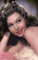 PHOTO POSTCARD Ane Miller - Mujeres Famosas