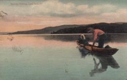 Maories Fishing , Lake Roto-iti , New Zealand , 00-10s - Nuova Zelanda