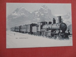 Gotthard Express   >  Ref 3704 - Eisenbahnen