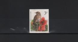 BUZIN / TIMBRE NON DENTELE - NUMEROTE AU VERSO / COB 2705 - 1985-.. Birds (Buzin)
