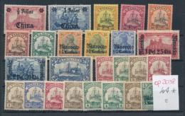 D.-Kolonien Lot ..( Op2038  ) Siehe Scan - Duitsland