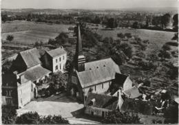 CPSM La Chapelle  Saint Aubin L'église - Andere Gemeenten